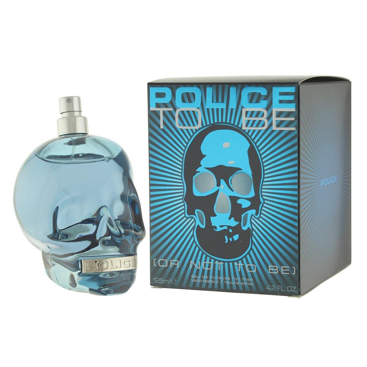 Consumo Police To Be Or Not To Be For Man Eau De Toilette 125 ml