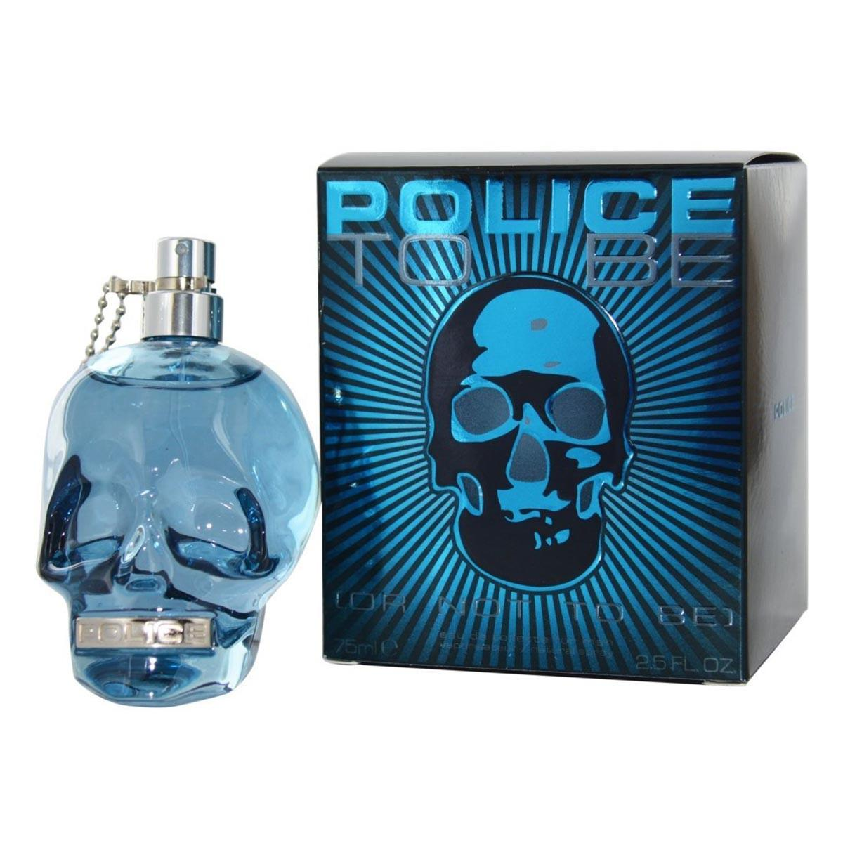 Consumo Police To Be Or Not To Be For Man Eau De Toilette 75 ml