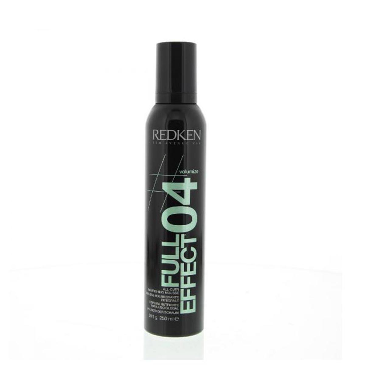 Redken Full Effect 04 Mousse 250 ml