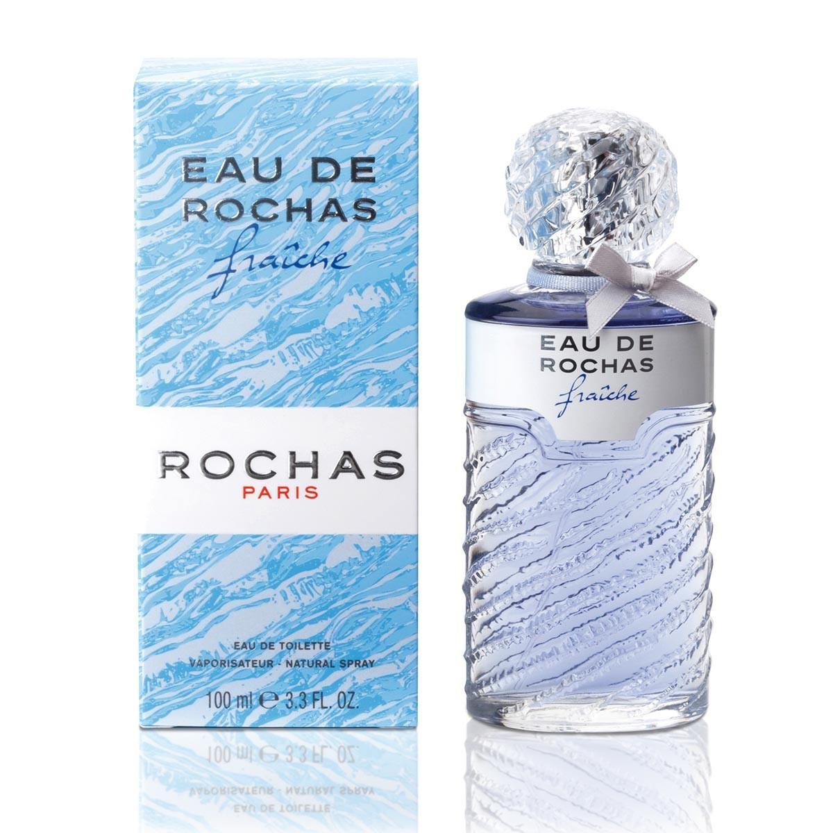 rochas fragrances eau fraiche eau de toilette 100ml dressinn. Black Bedroom Furniture Sets. Home Design Ideas