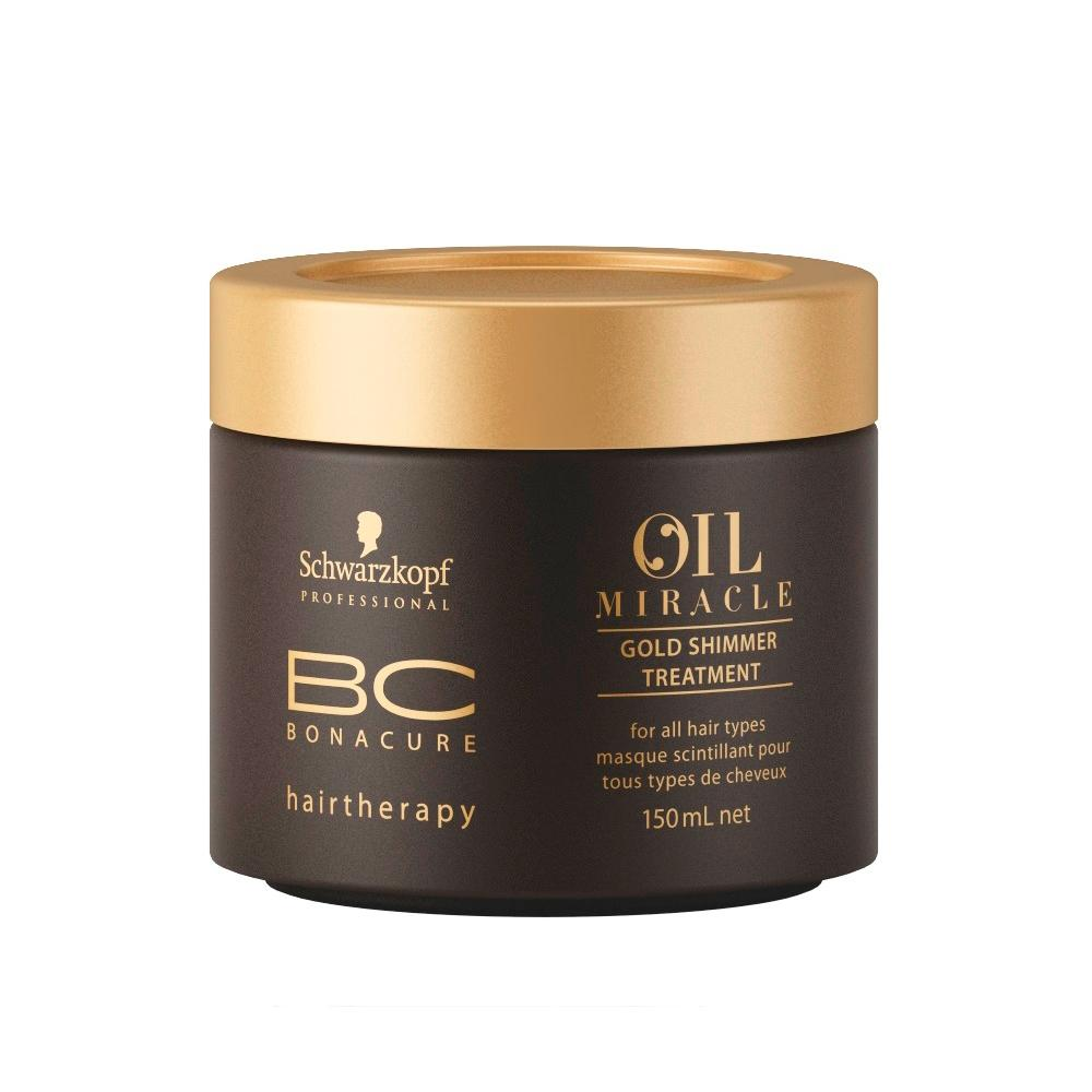 Schwarzkopf Bonacure Oil Miracle Gold Shimmer Treatment 150 ml