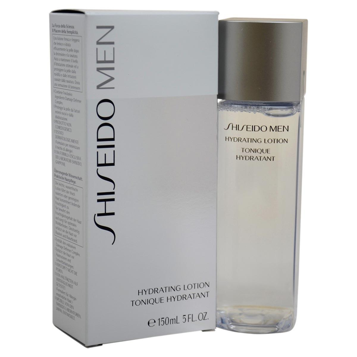 Shiseido fragrances Men Hidratante Locion 150ml