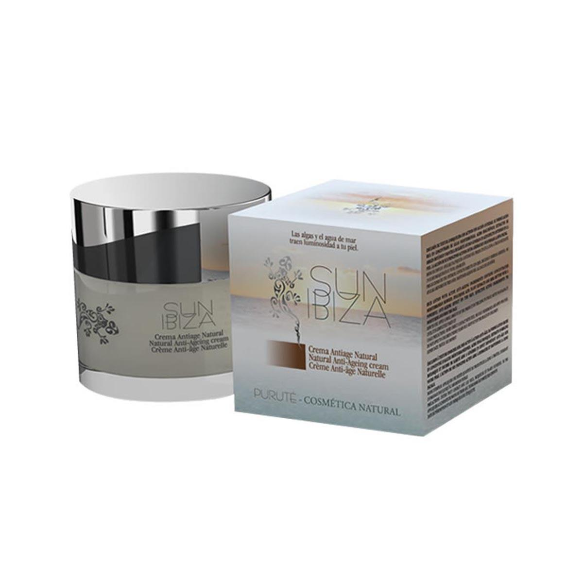 Consumo Sun Ibiza Purute Cream Antiage Natural 50 ml