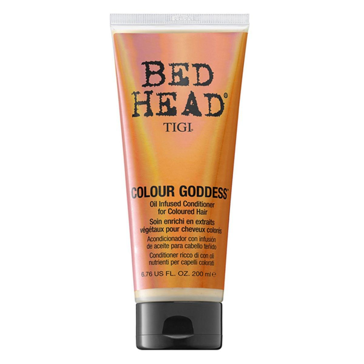 Tigi fragrances Bed Head Colour Goddess Oil Infused Conditioner 200ml