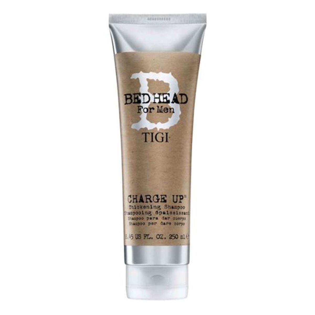 Tigi Fragrances Bed Head For Men Charge Up Thickening Shampoo 250ml