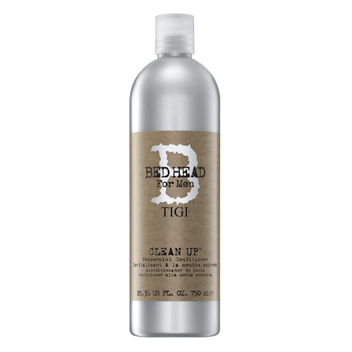 Tigi Fragrances Bed Head For Men Clean Up Conditioner 750ml