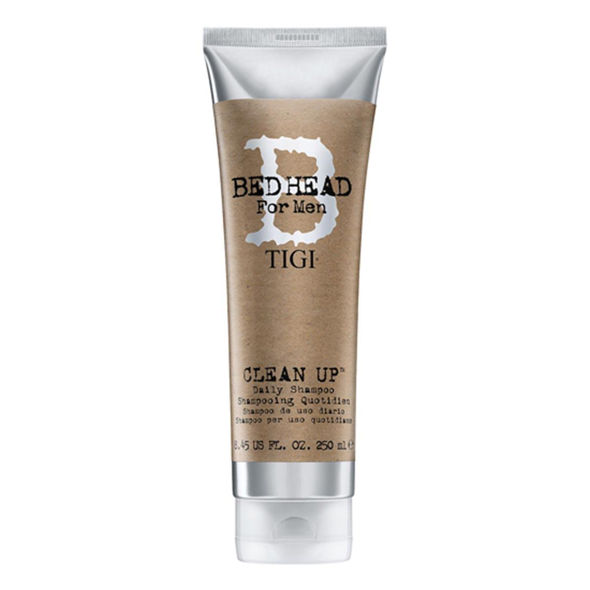 Tigi Fragrances Bed Head For Men Clean Up Daily Shampoo 250ml