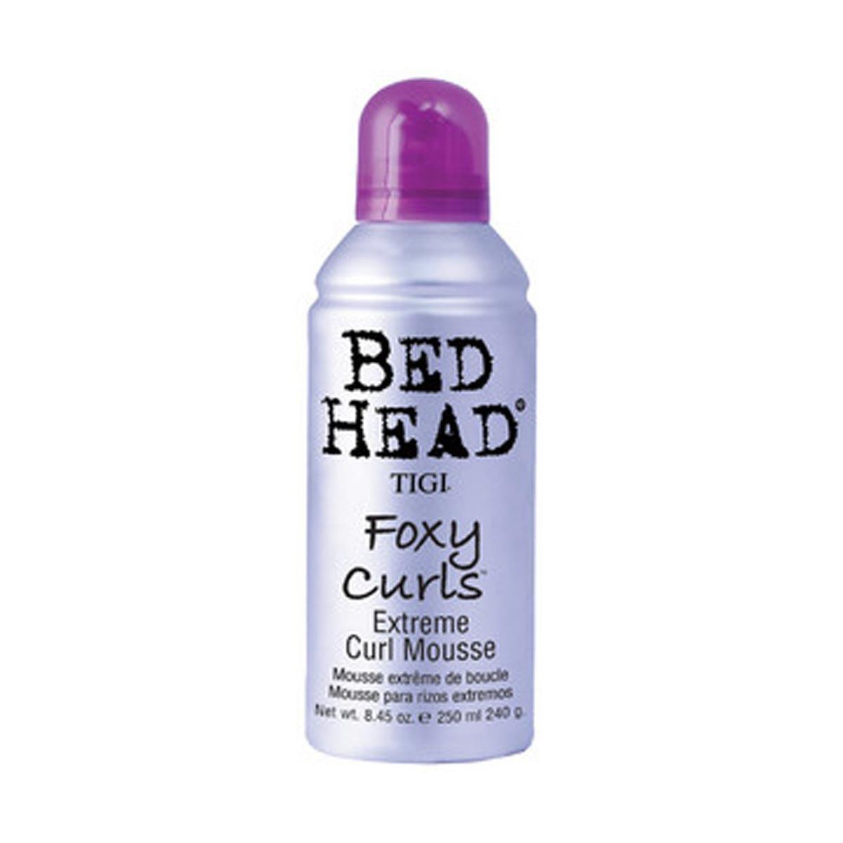 Tigi fragrances Bed Head Foxy Curls Mousse 250ml