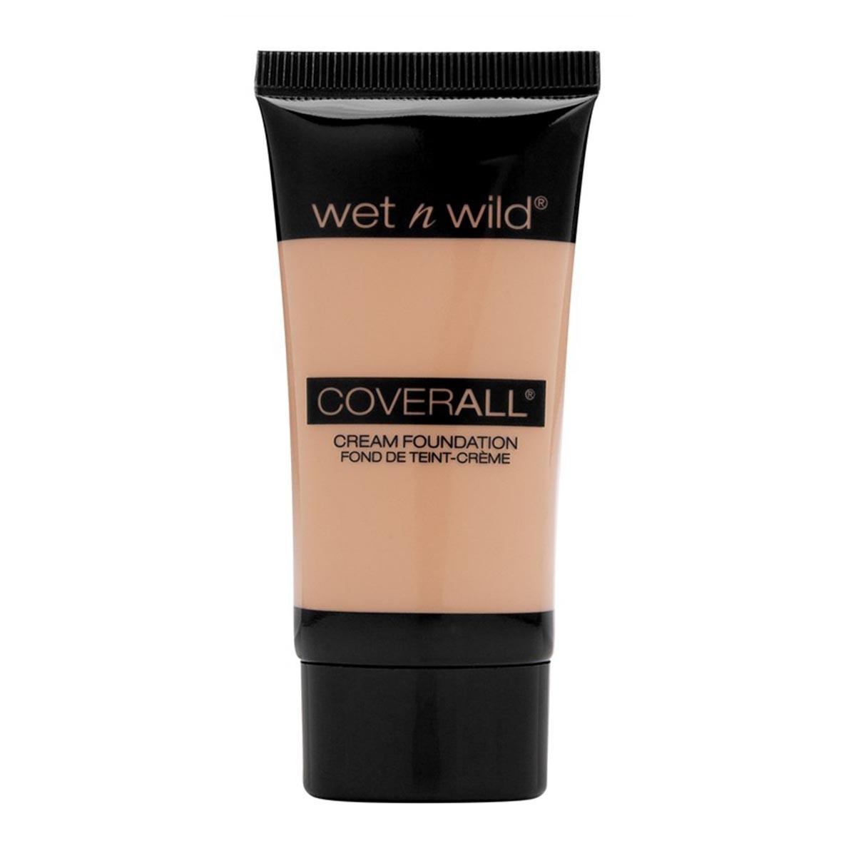 Wet n wild Coverall Cream Foundation Light