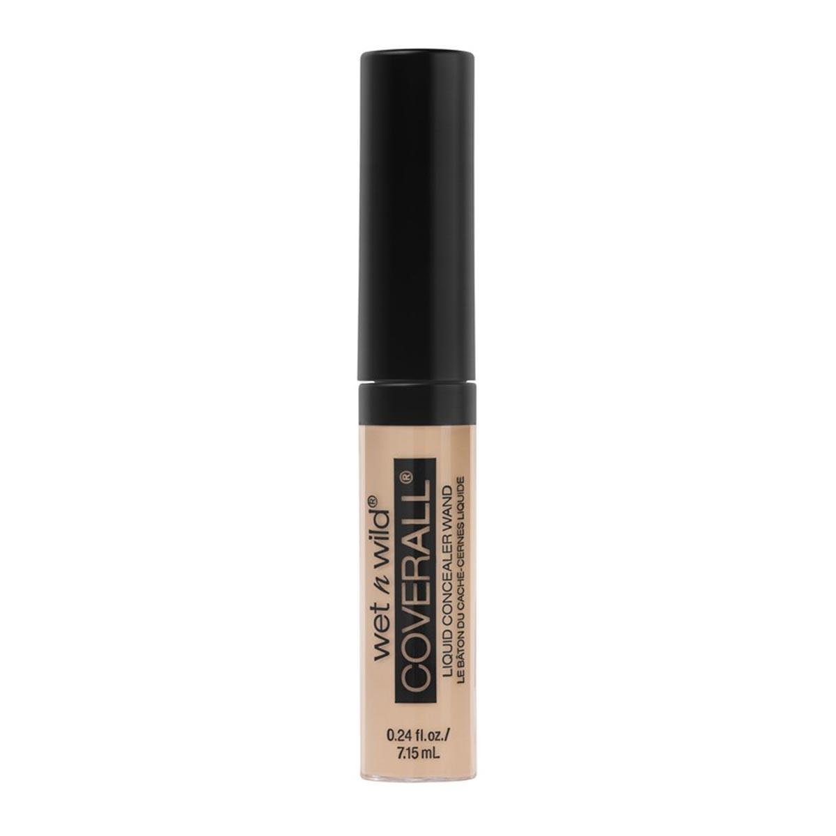 Wet n wild fragrances Coverall Liquid Concealer Wand Light