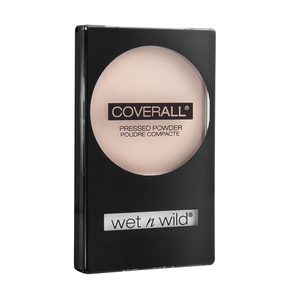 Wet n wild fragrances Coverall Pressed Powder Light