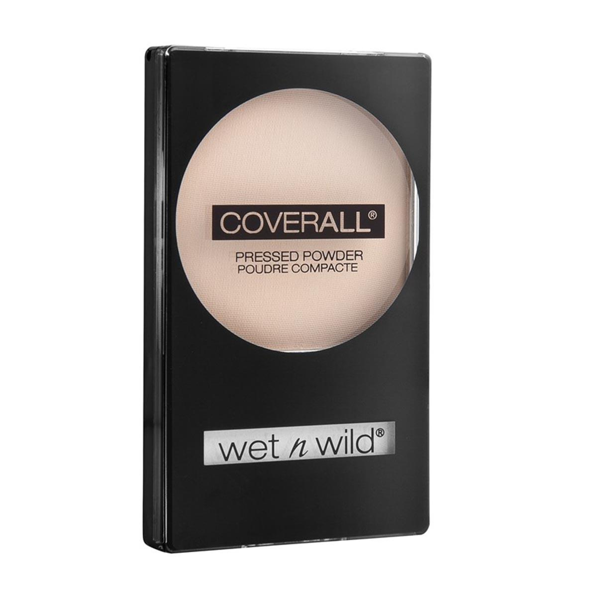 Wet n wild Coverall Pressed Powder Light Medium