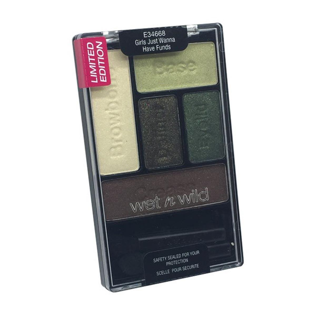 Wet n wild Eyeshadow Girls Just Wanna Have Funds