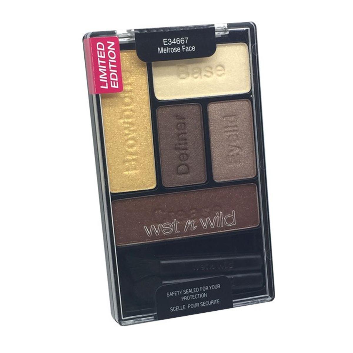 Wet n wild Eyeshadow Melrose Face