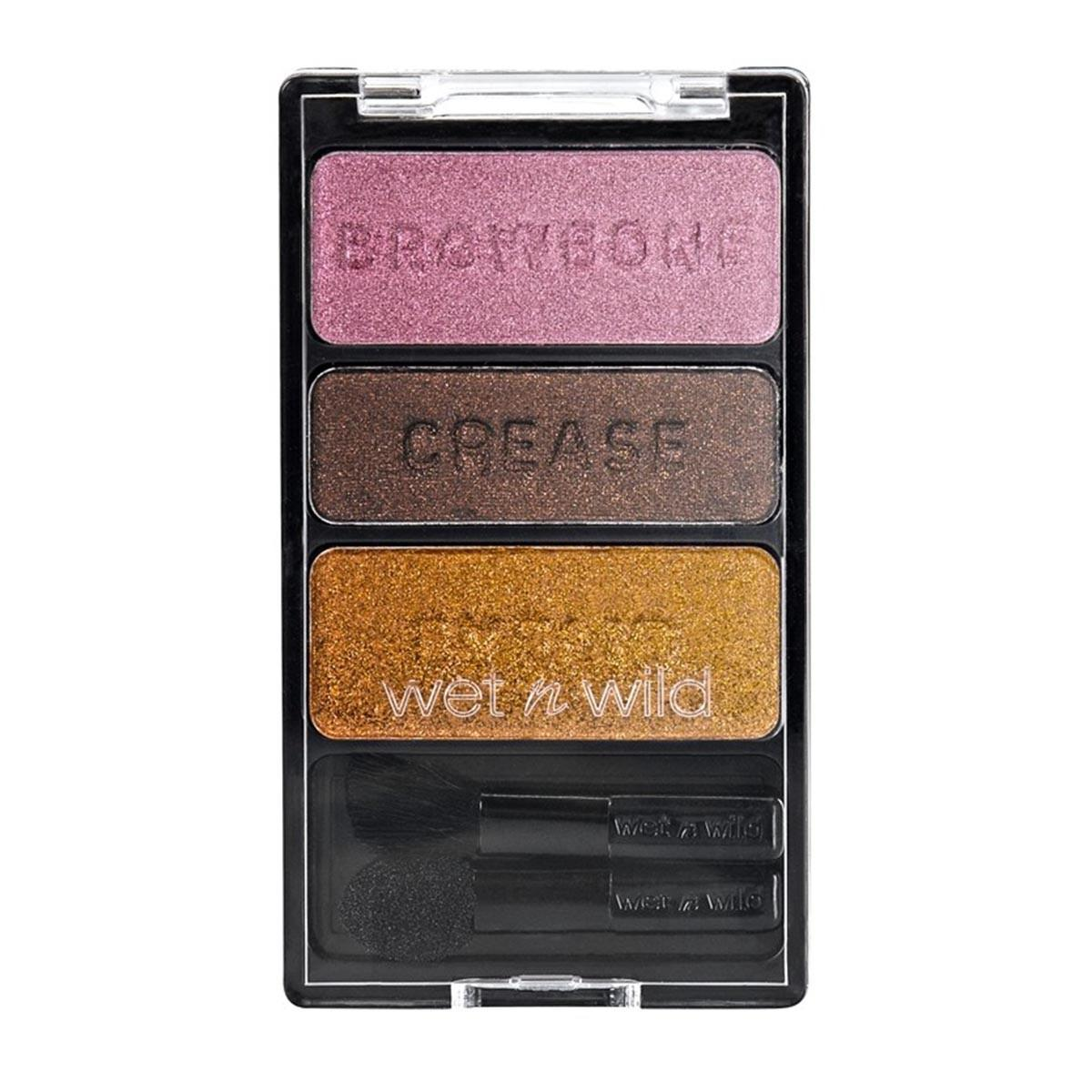 Wet n wild Eyeshadow Trio I M Getting Sunburned