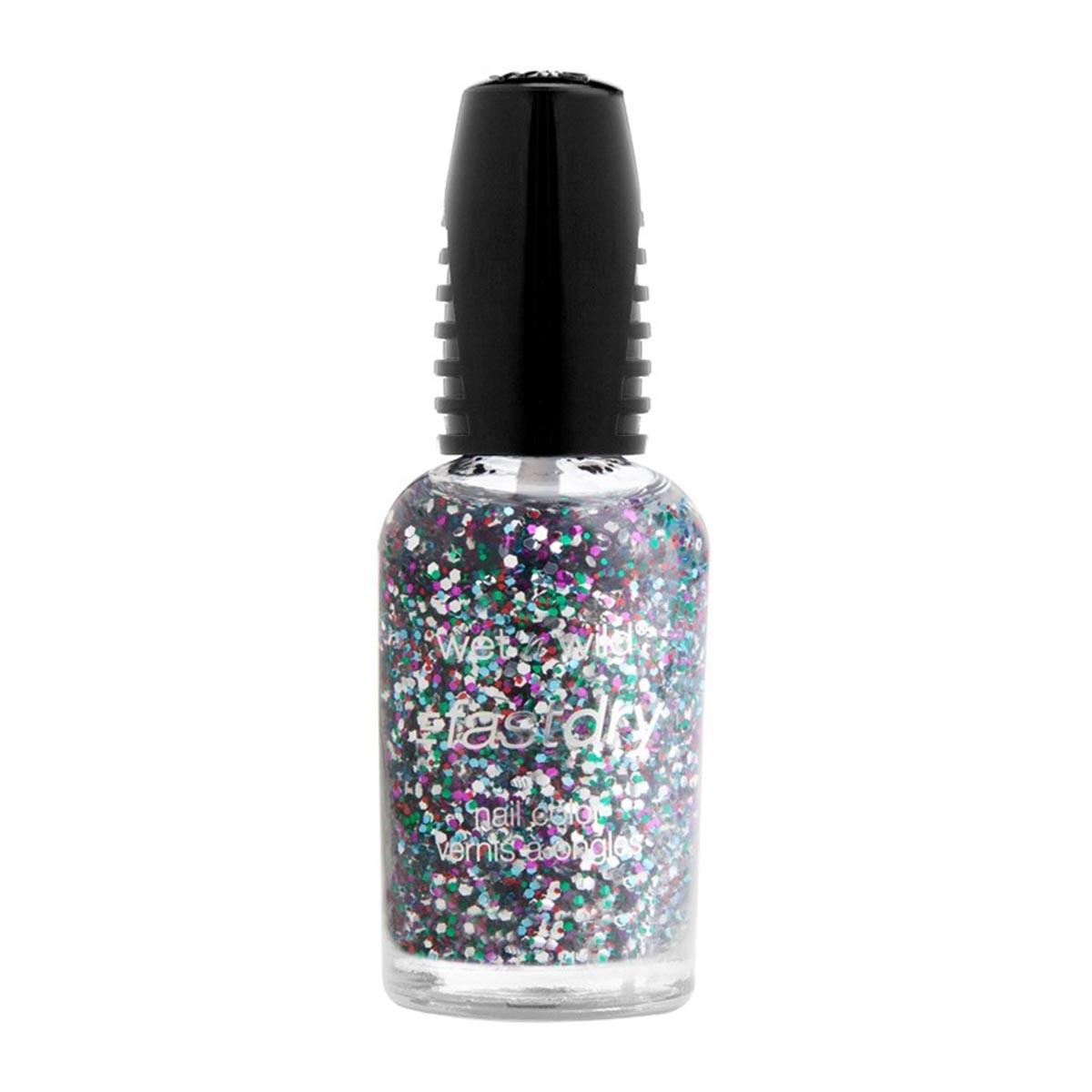 Wet n wild Fastdry Nail Color Party Of Five Glitters