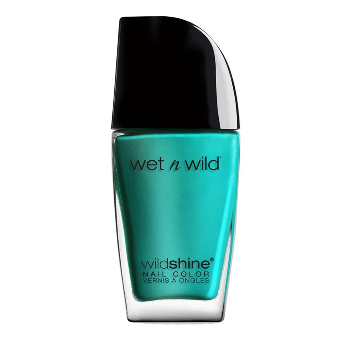 Wet n wild Wildshine Nail Color Be More Pacific