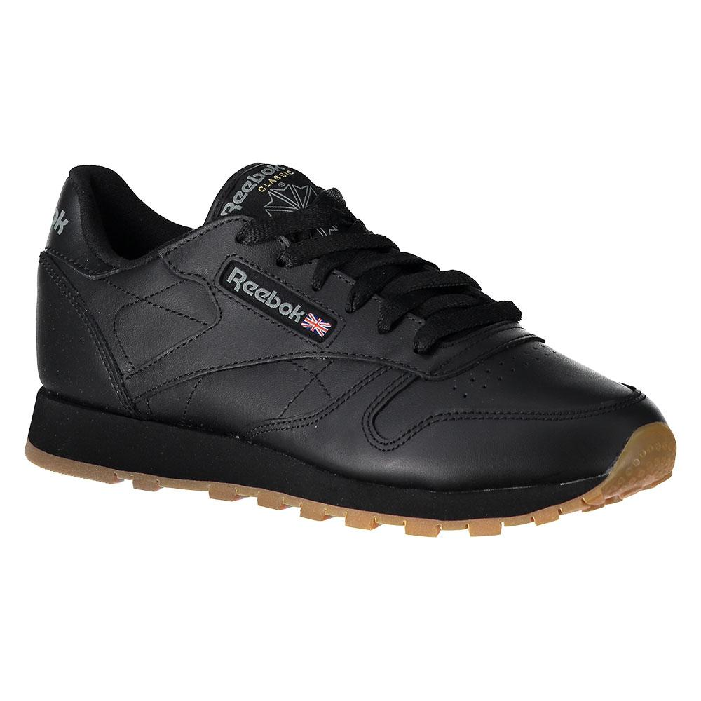 Sneakers Reebok-classics Classic Leather EU 38 Instinct Black / Gum