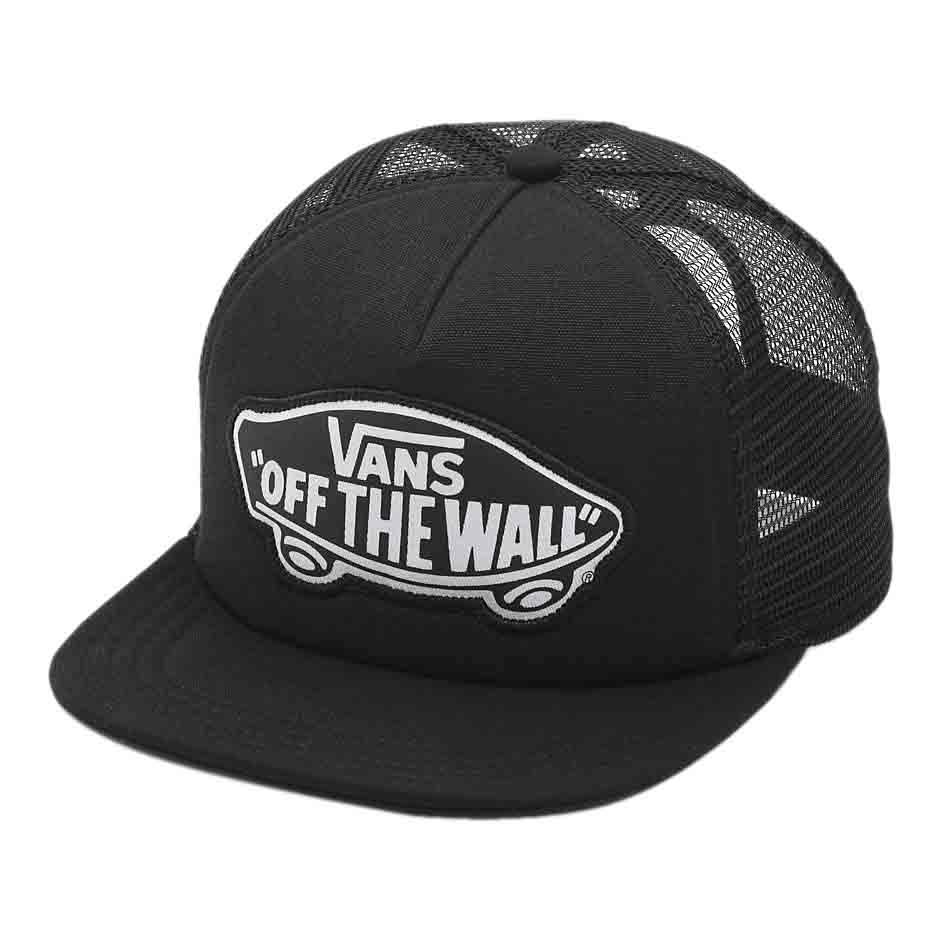 Vans Beach Girl Trucker Hat Schwarz, Dressinn