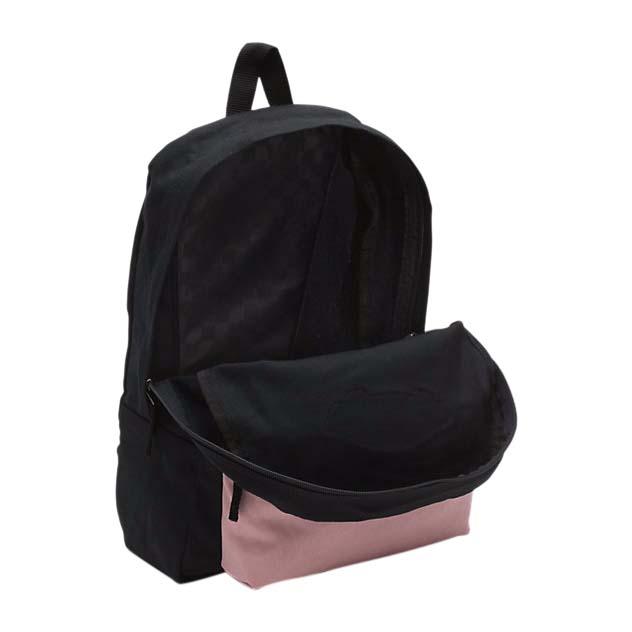 2f1abb4de6 Vans Realm Backpack Zephyr   Black buy and offers on Dressinn