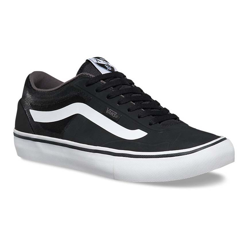 cc86b1d24cfae5 Vans Av Rapidweld Pro Lite Black buy and offers on Dressinn