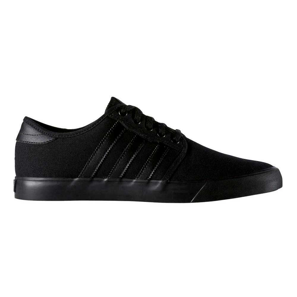 Adidas-originals Seeley EU 36 2/3 Core Black / Core Black / Core Black