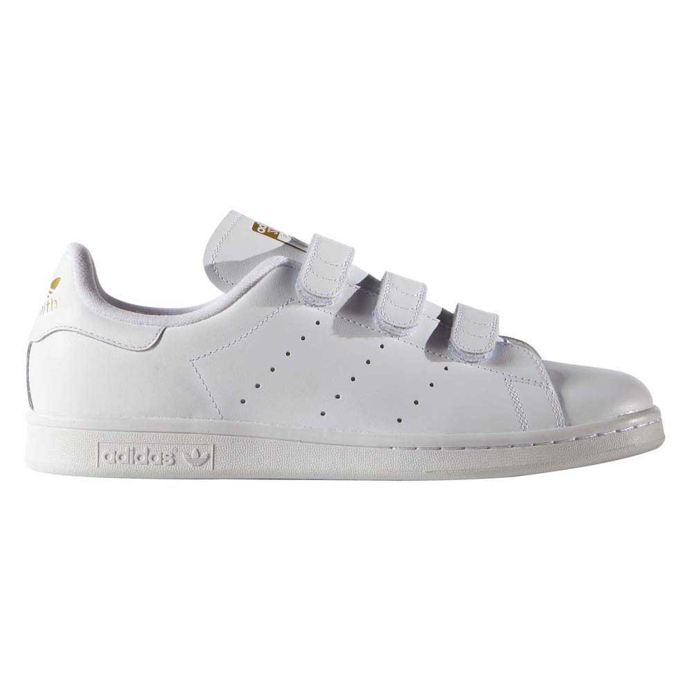 Adidas-originals Stan Smith EU 42 Ftwr White / Ftwr White / Gold Met
