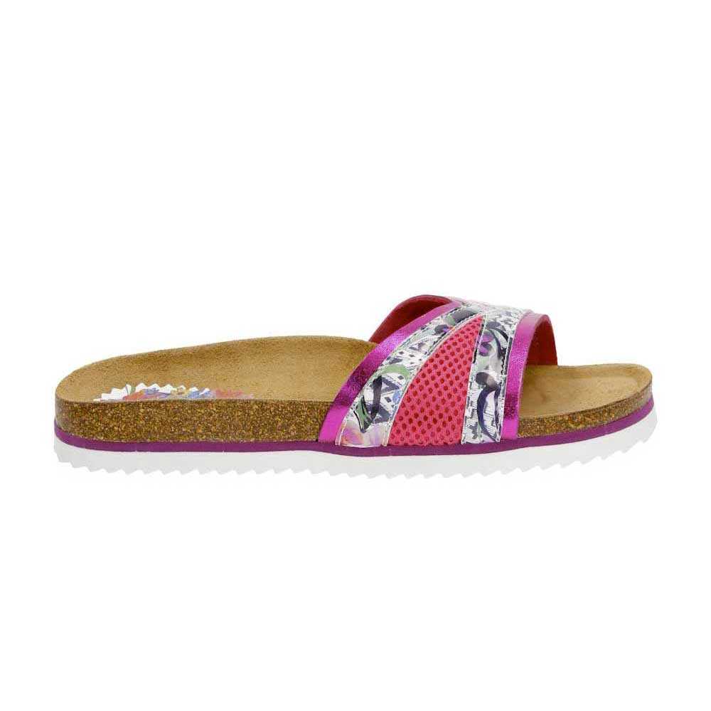 af698bfb5d0 Desigual shoes Nora 3 Pink buy and offers on Dressinn