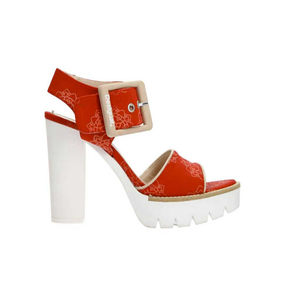 Santa 2 RossoDressinn Shoes Desigual Monica k0wnOP8X