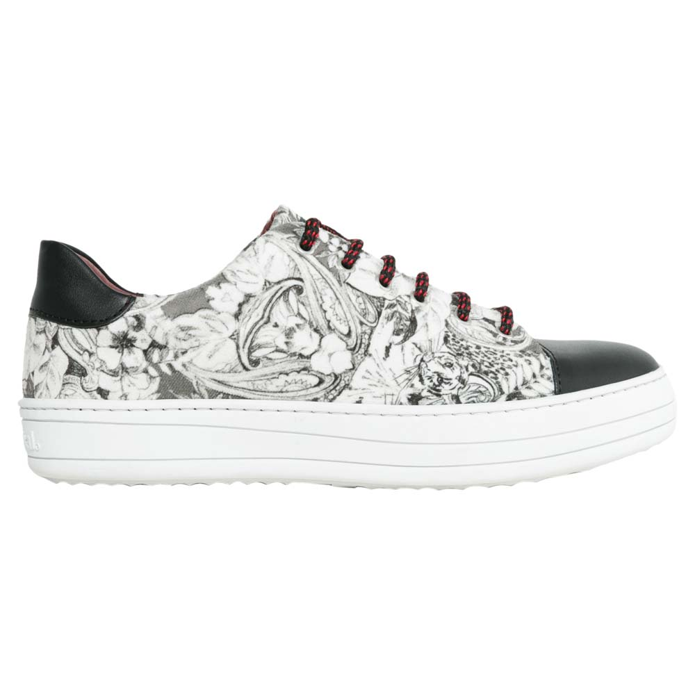 Desigual shoes Paisley Funky