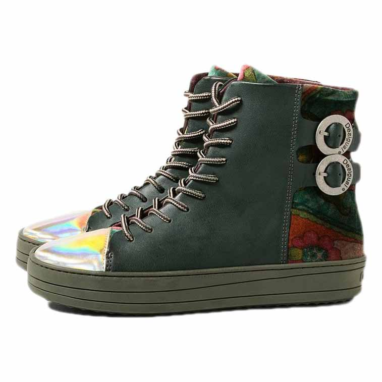 Desigual shoes Floral Reggae