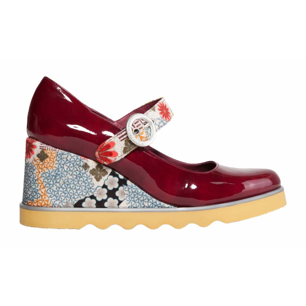 Desigual shoes Jazz Japocolage