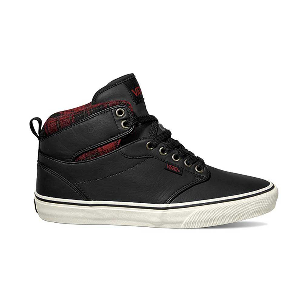 vans mens shoes atwood gray canvas
