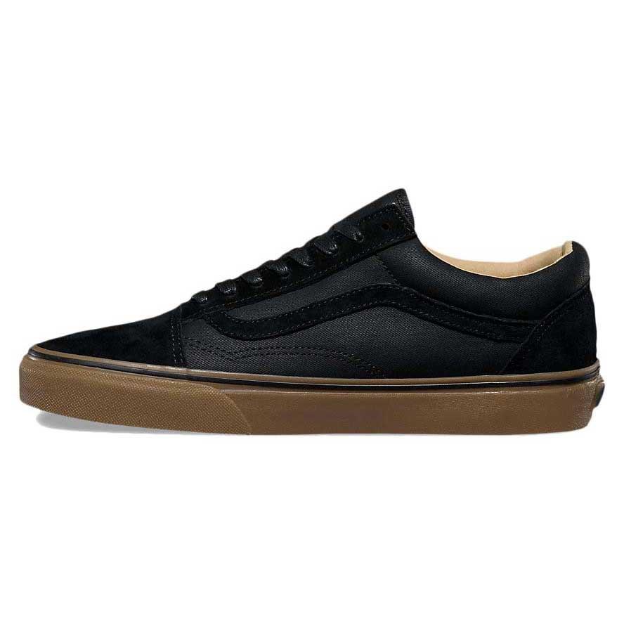 vans old skool reissue dx black