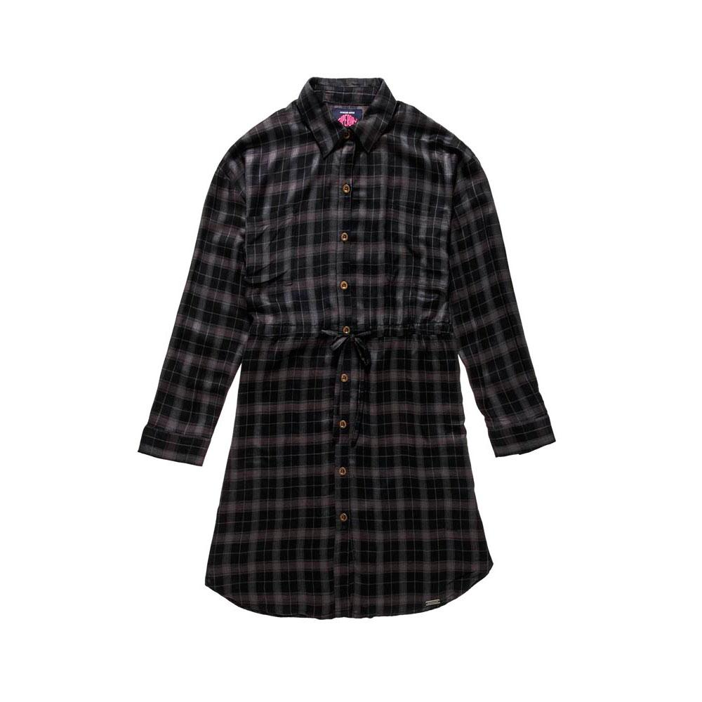 Superdry Arizona Check Shirt Dress