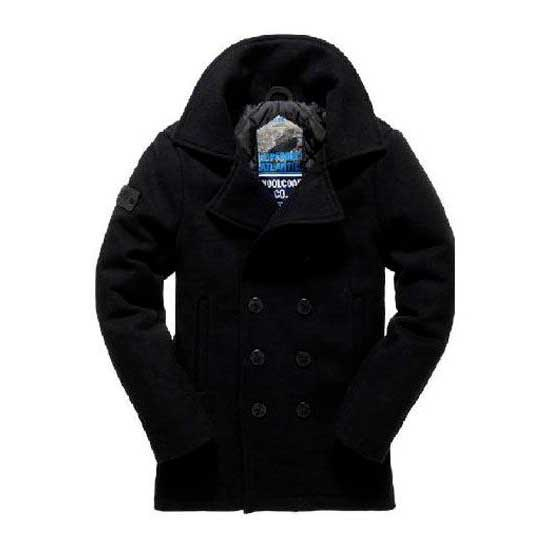 Superdry Atlantic Peacoat