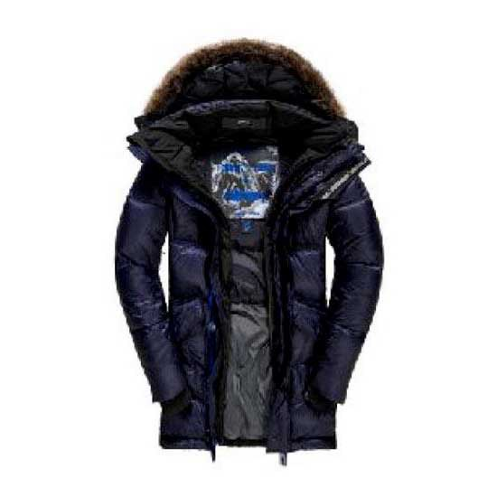 Superdry Atmosphererix Military Down Parka