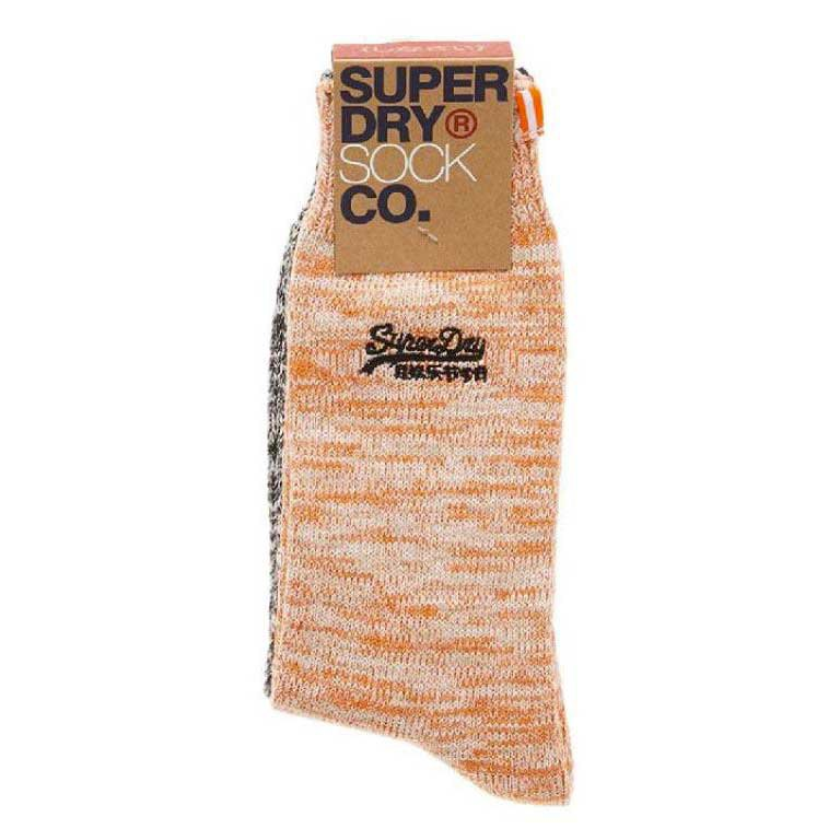 Superdry Big S Dry Hkr Sock Double Pack