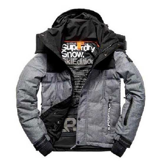 Superdry Box Snow Puffer