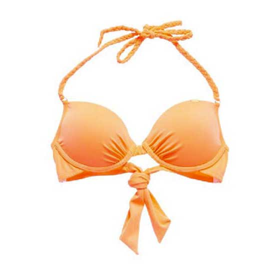 Superdry Braided Cupped Bikini Top