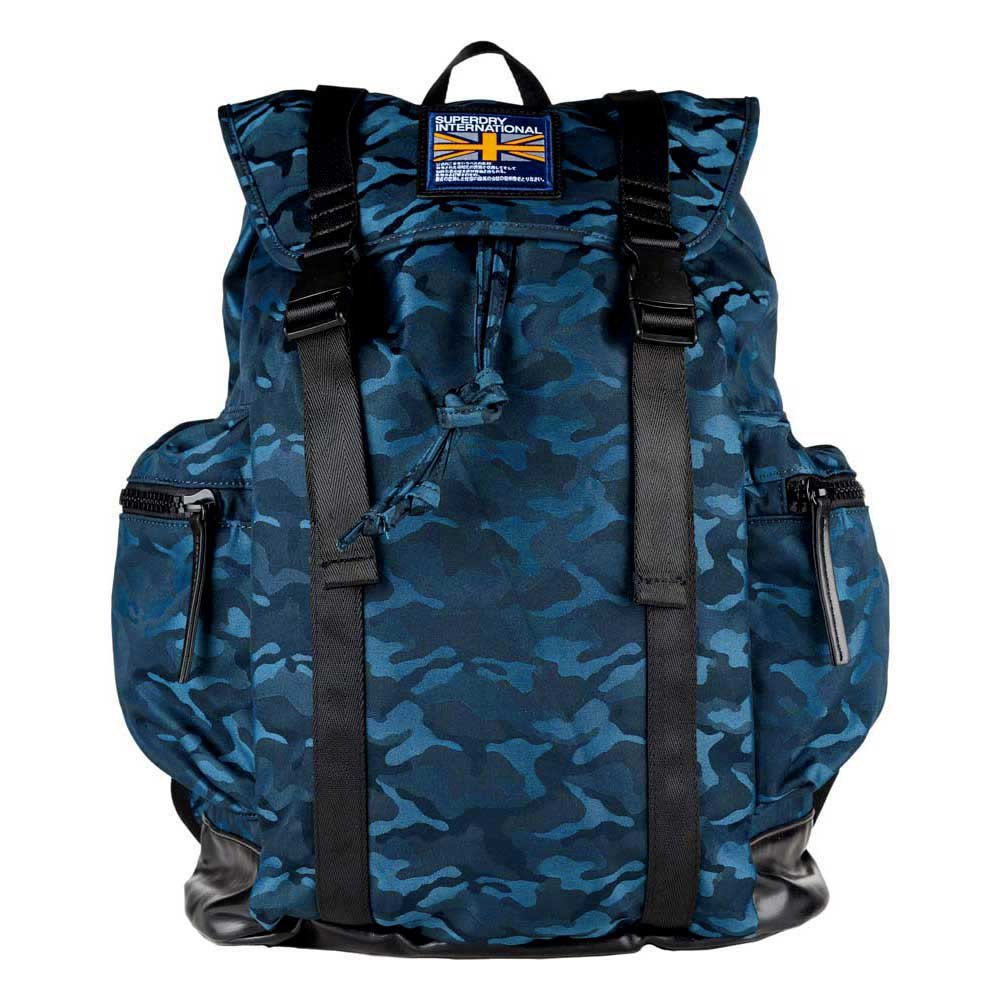 Superdry Camo City Breaker Backpack