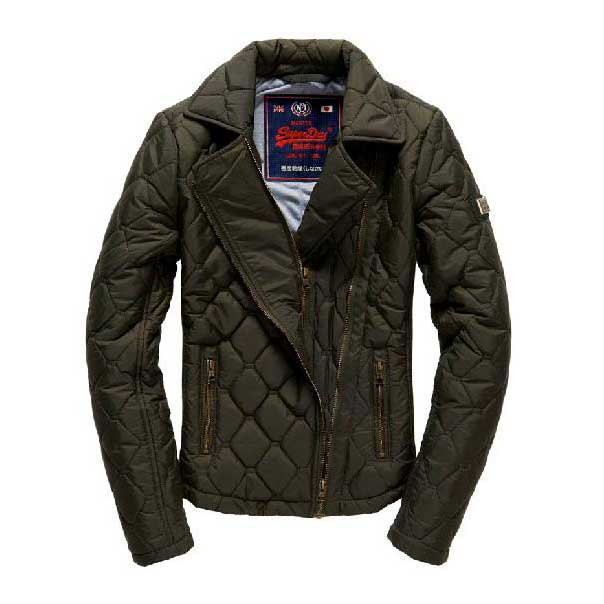 Superdry Cary Quilted Biker