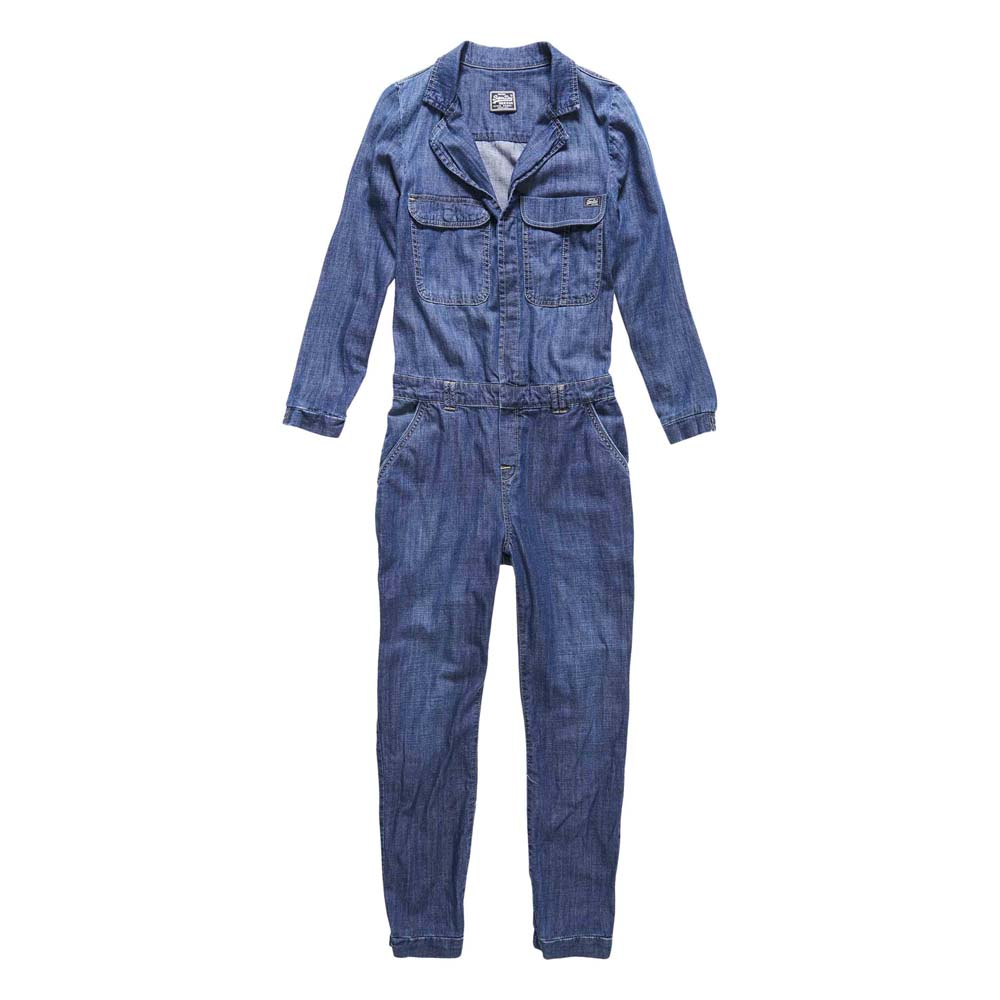 Superdry Cary Shirt Jumpsuit