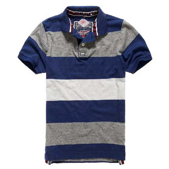 Superdry Classic Hoop Stripe Polo