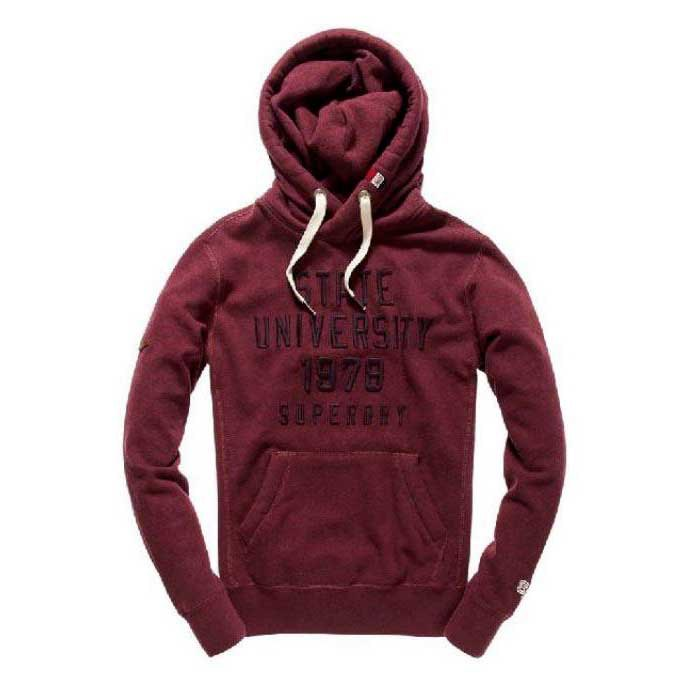 Superdry Core Applique Hood