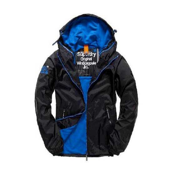 Superdry Dual Zip Through Cagoule