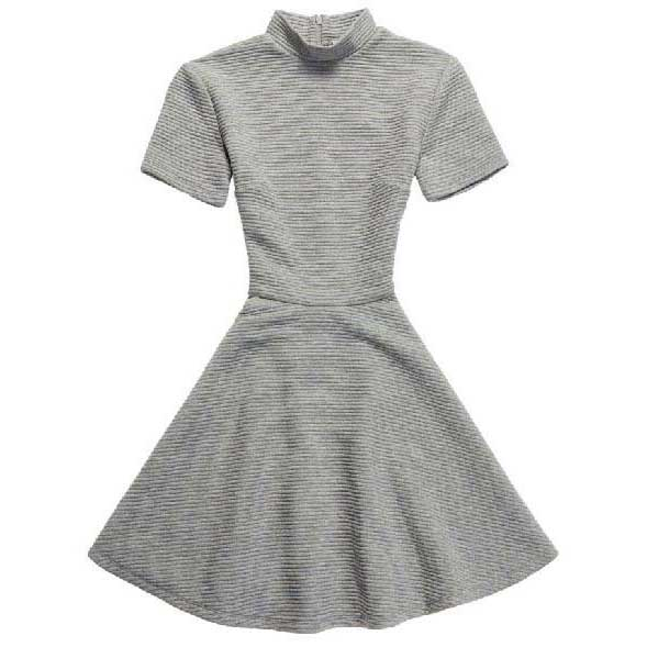Superdry Erin Collar Band Dress