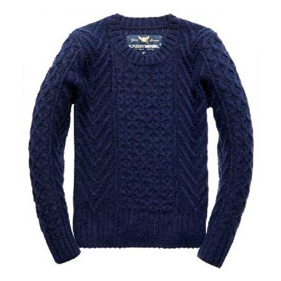 Superdry Fera Cable Crew