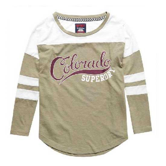 Superdry Footbal Slub Top