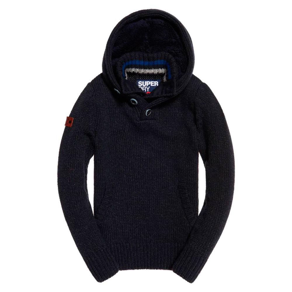 Superdry Frontier Hooded Henley